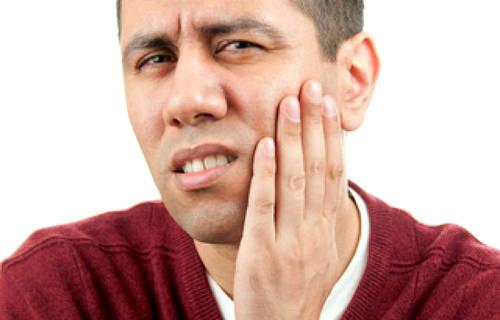 Зубная боль при пульпите